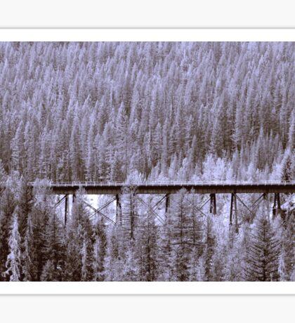 Glacier National Park 3 Sticker