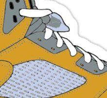 """Air Jordan V (5) """"Tokyo"""" Sticker"""