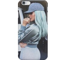 Kylie Jenner - Sapphire  iPhone Case/Skin