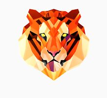 Minimalist Lion Face  Unisex T-Shirt
