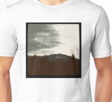 Muir: Mountain Unisex T-Shirt
