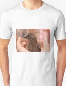 Baby Purple Finch Unisex T-Shirt
