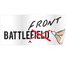 BATTLE(front)Field Poster