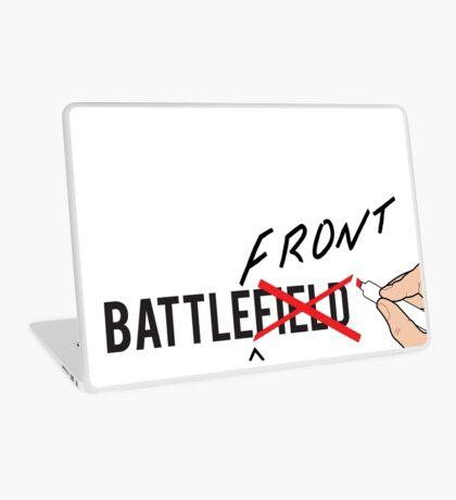 BATTLE(front)Field Laptop Skin