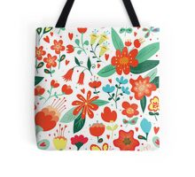 Cute flowers for Valentines Day Tote Bag