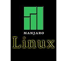LINUX MANJARO Photographic Print