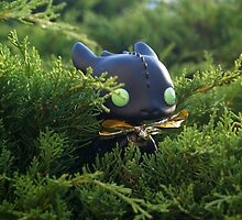 Funko Pop - Toothless  by 0Chara