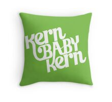 Kern Baby Kern Throw Pillow