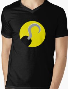 Captain Hook Mens V-Neck T-Shirt