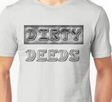 Dirty Deeds Dean Ambrose Unisex T-Shirt