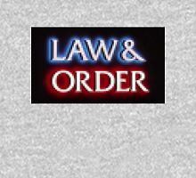 Pixelated Law and Order  T-Shirt