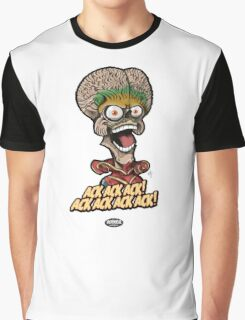 Martian Ambassador Graphic T-Shirt