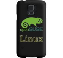 linux opensuse Samsung Galaxy Case/Skin