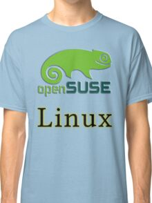 linux opensuse Classic T-Shirt