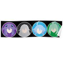 4 Goddesses Online ~HDD~ Poster