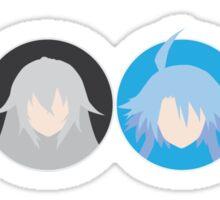 4 Goddesses Online ~HDD~ Sticker