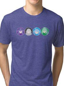 4 Goddesses Online ~HDD~ Tri-blend T-Shirt