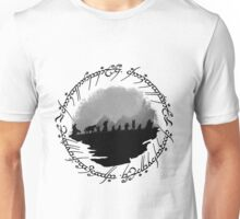 Roads Go Ever On Unisex T-Shirt