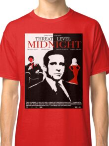 The Office: Threat Level Midnight Movie Poster Classic T-Shirt