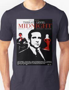 The Office: Threat Level Midnight Movie Poster Unisex T-Shirt
