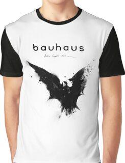Bela Lugosi's Dead - Bauhaus Graphic T-Shirt