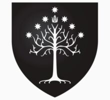 symbol of gondor  Kids Tee