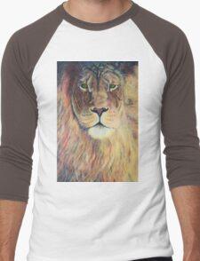 Aslan's Eyes Men's Baseball ¾ T-Shirt