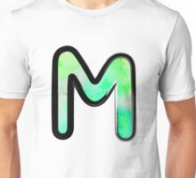 Watercolor - M - green Unisex T-Shirt