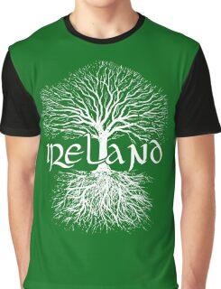 Ireland - Tree of Life Graphic T-Shirt