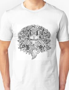 Hidden fox  T-Shirt