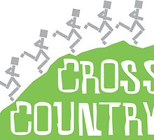 Cross Country Runners © Green Hill - XC Running by biskerville