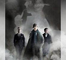 Sherlock - Elementary, My Dear Watson by Sam Richard Bentley