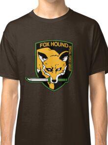 Metal Gear Solid - Fox Hound Emblem Classic T-Shirt