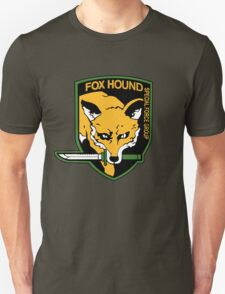Metal Gear Solid - Fox Hound Emblem T-Shirt
