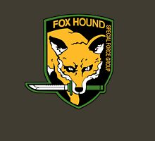 Metal Gear Solid - Fox Hound Emblem Unisex T-Shirt