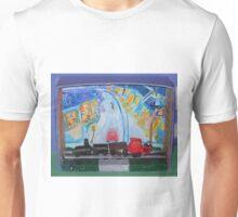 Train Diorama Unisex T-Shirt