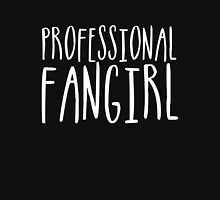 Professional Fangirl (inverted) Unisex T-Shirt