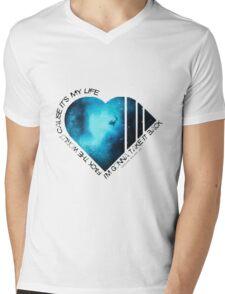 Missing You Mens V-Neck T-Shirt