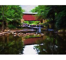 Packsaddle Bridge Photographic Print