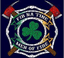 Fir na Tine - Men of Fire Photographic Print