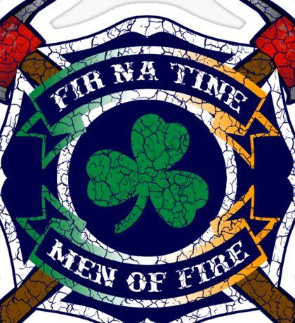 Fir na Tine - Men of Fire Sticker