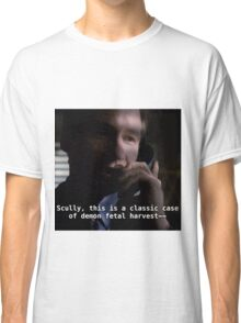 Duh, Scully Classic T-Shirt