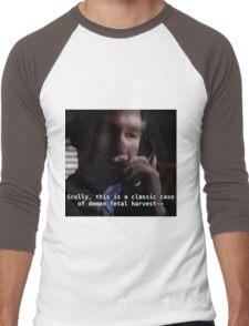 Duh, Scully Men's Baseball ¾ T-Shirt