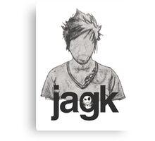 Jacko Canvas Print