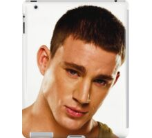 Cool Channing Tatum 3 by macyn iPad Case/Skin