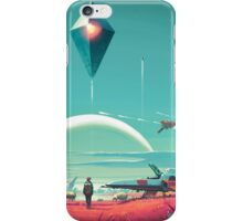 No Man's Sky iPhone Case/Skin