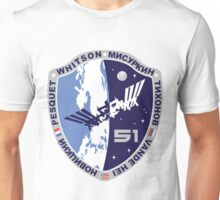 Expedition 51 Mission Patch Unisex T-Shirt