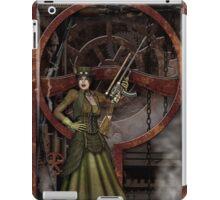 Steampunk Huntrix iPad Case/Skin