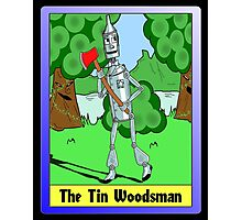 """The Tin Woodsman"" Photographic Print"