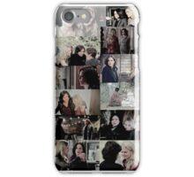 Swan Queen phone case iPhone Case/Skin